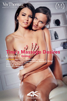Tina's Massage Desires Part 2: Giving