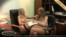 Interviewing Lexi Lowe & Rebecca More Part 1