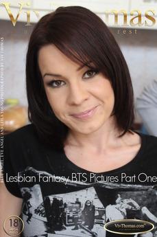 Lesbian Fantasy BTS Pictures Part One