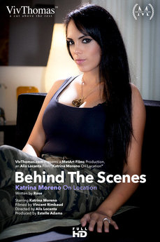 Behind The Scenes: Katrina Moreno On Location