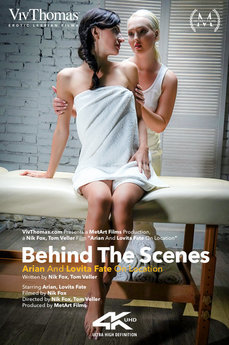 Behind The Scenes: Arian & Lovita Fate On Location