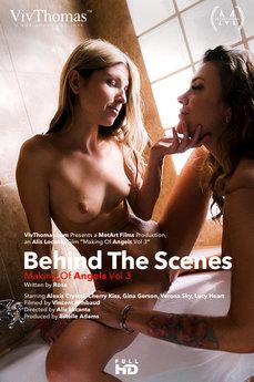 Behind The Scenes: Making Of Angels Vol 3