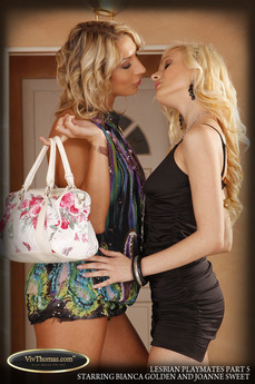 Lesbian Playmates Part 5
