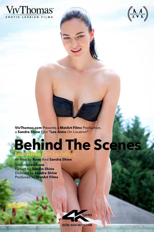 Behind The Scenes: Lee Anne On Location