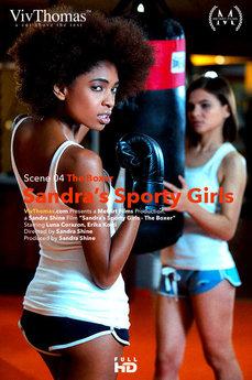 Sandra's Sporty Girls Episode 4 - The Boxer