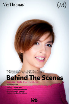 Behind The Scenes: Caomei Bala On Location