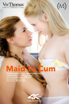Maid To Cum