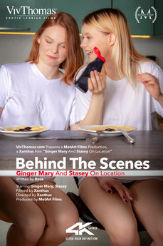 Behind The Scenes: Ginger Mary And Stasey On Location
