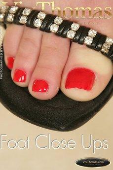 Foot Close Ups