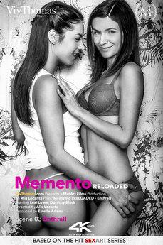Memento - Reloaded Episode 3 - Souvenir