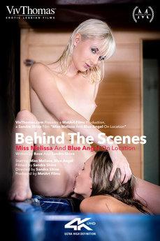 Behind The Scenes: Miss Melissa & Blue Angel On Location