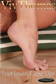 Foot Lovers Close Ups