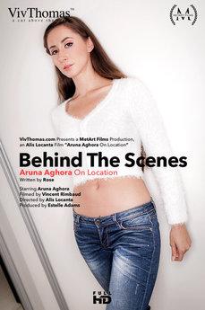 Behind The Scenes: Aruna Aghora On Location