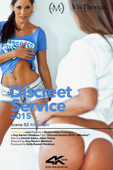Discreet Service 2015 Episode 2 - Affection