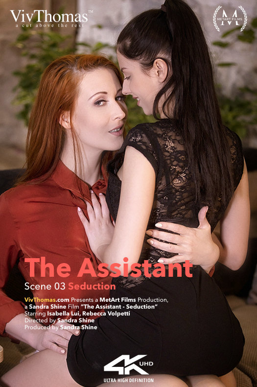 The Assistant Episode 3 - Seduction