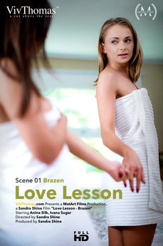 Love Lesson Episode 1 - Brazen