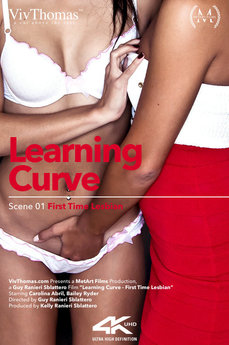 Learning Curve Episode 1 - First Time Lesbian