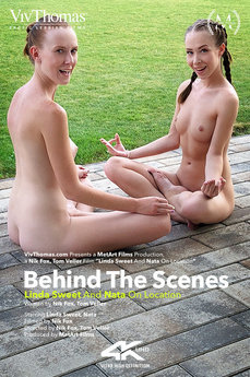 Behind The Scenes: Linda Sweet And Nata On Location