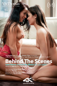 Behind The Scenes: Lexi Dona & Cindy Shine On Location