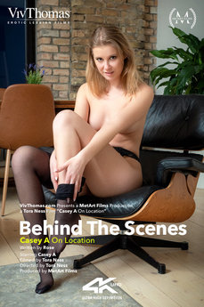 Behind The Scenes: Casey A On Location