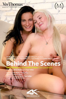 Behind The Scenes: Lexi Dona and Lovita Fate On Location
