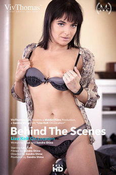 Behind The Scenes: Liza Kolt On Location