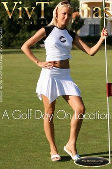 A Golf Day On Location