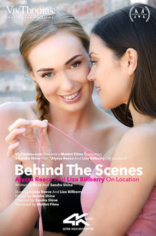 Behind The Scenes: Alyssa Reece And Liza Billberry On Location