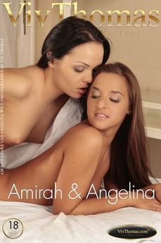 Amirah and Angelina