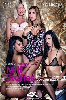 Milf Stories: Dorothy Black Episode 1 - Fantasies