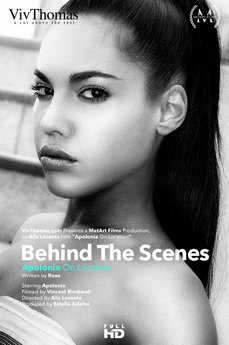 Behind The Scenes: Apolonia On Location