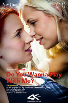 Do You Wanna Play With Me Episode 1 - Enact