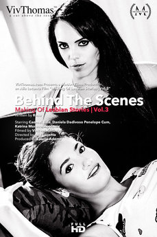Behind The Scenes: Making Of Lesbian Stories Vol 3