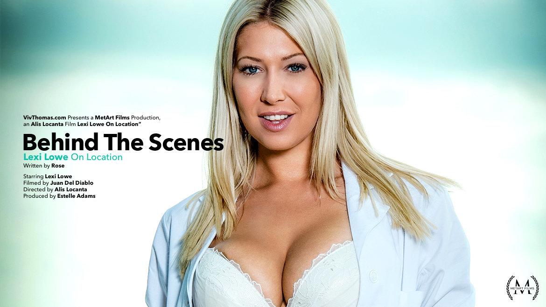 Behind The Scenes: Lexi Lowe On