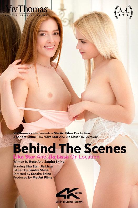 Behind The Scenes: Lika Star & Jia Lissa On Location
