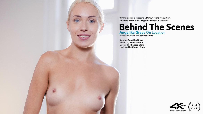 Behind The Scenes: Angelika Greys on Location