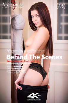 Behind The Scenes: Emily Mayers On Location