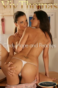 Cindy Hope and Peaches from the movie Office Girls 2