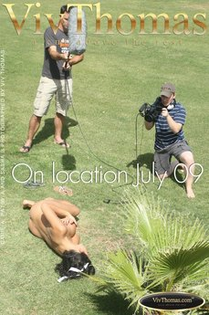 On location July 09
