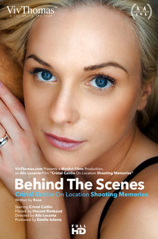 Behind The Scenes: Cristal Caitlin Shooting Memories