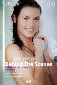 Behind The Scenes: Eileen Sue on Location