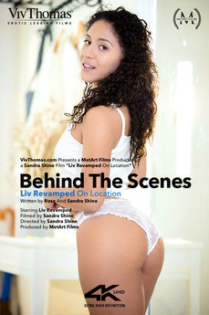 Behind The Scenes: Liv Revamped On Location