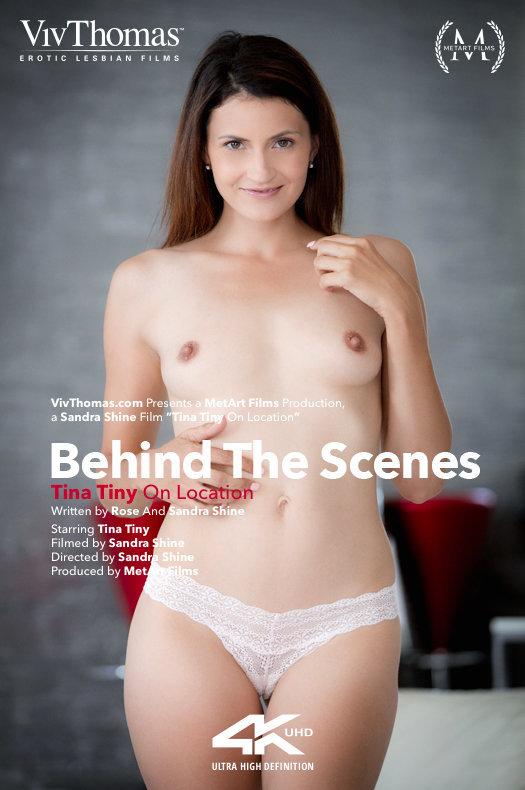 Behind The Scenes: Tina Tiny On Location