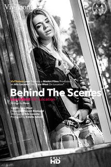 Behind The Scenes: Lara West On Location