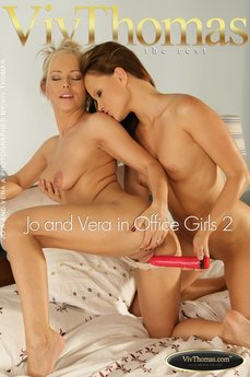 Jo and Vera in Office Girls 2