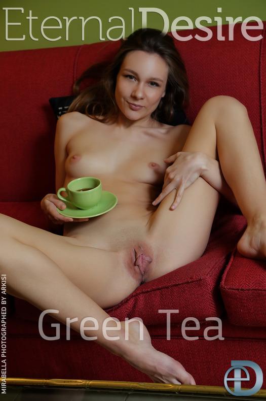 Green Tea featuring Mirabella by Arkisi