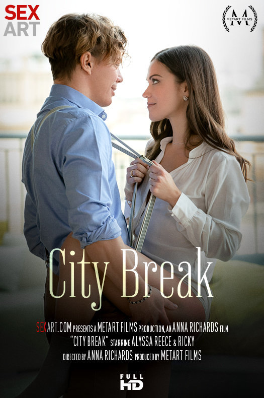 City Break featuring Ricky,Alyssa Reece by Anna Richards
