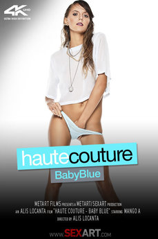 Haute Couture - Baby Blue