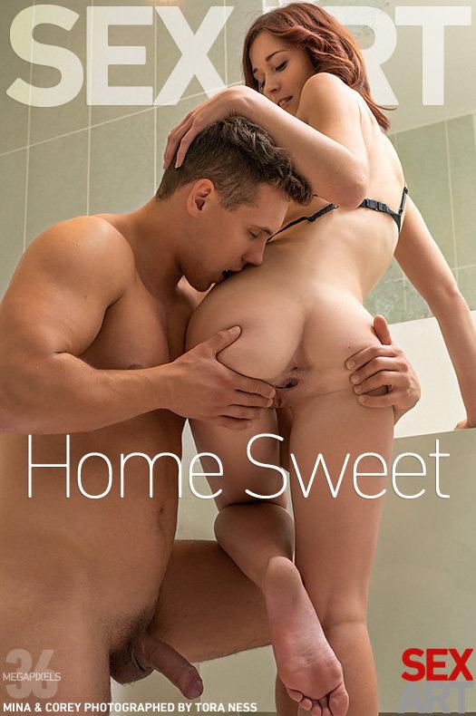 Home Sweet featuring Mina,Corey by Tora Ness