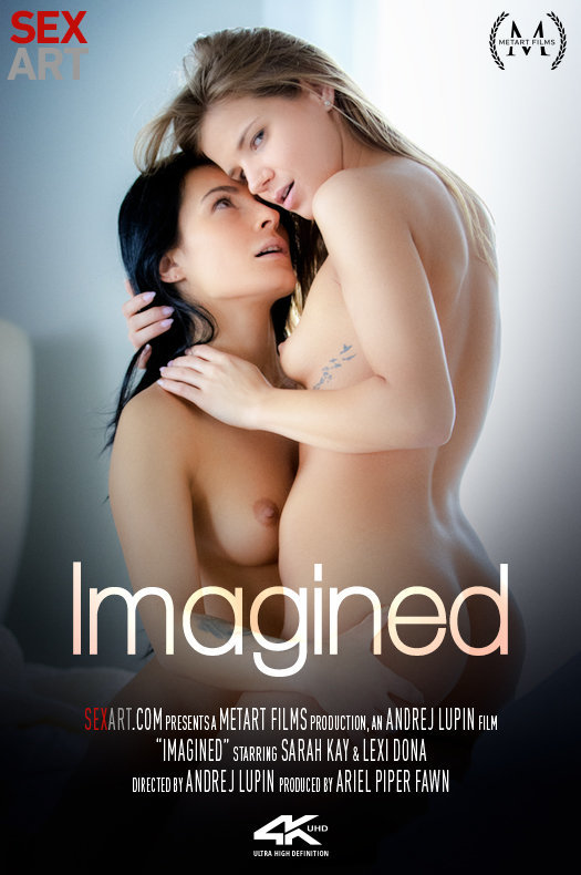 Imagined featuring Lexi Dona,Sarah Kay by Andrej Lupin